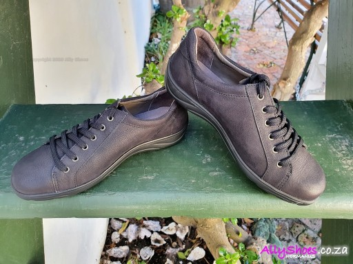 Aco, Linda 04, Black (size UK 4 only)