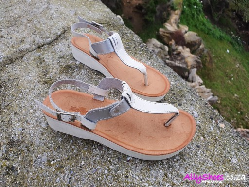 Angelsoft, 1599 CW, White Silver (size UK 8 only)
