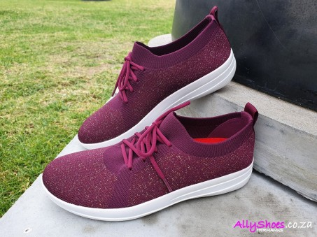 Fitflop, Sporty Uber, Lingonberry Metallic
