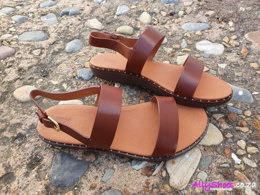 Fitflop, Barra, Cognac (size UK 8 only)