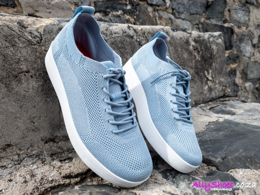 Fitflop, Rally Tonal, Pale Blue Silver