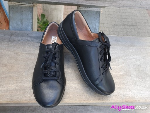Fitflop, Sporty Lace, Black (size UK 9 only)