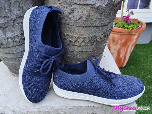 Fitflop, Sporty Uber, Crystal Midnight Navy