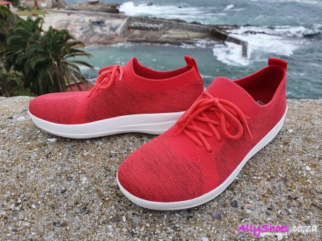 Fitflop, Sporty Uber, Passion Red (size UK 5 only)