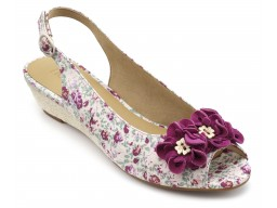 Hotter, Betsy, Boysenberry Floral