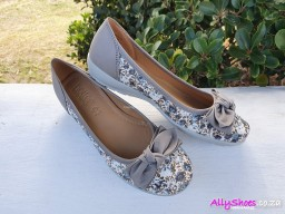 Hotter, Jewel, Grey Floral