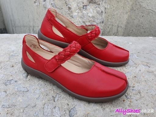 Hotter, Shake, Tango Red