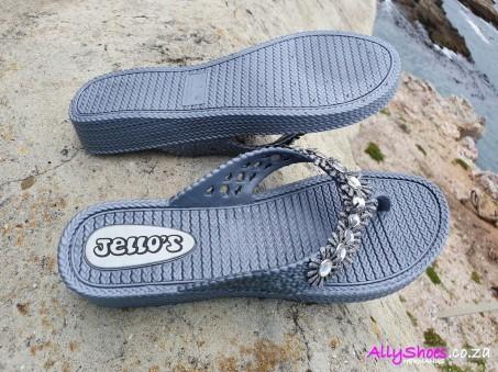 Jello's, JJ 100, Grey