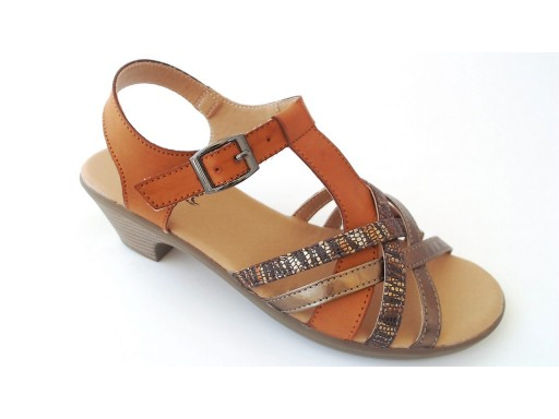 Dr Hart, Dessie, Brown (size UK 9 only)