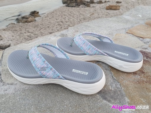 Skechers, Captivate, Grey Mint