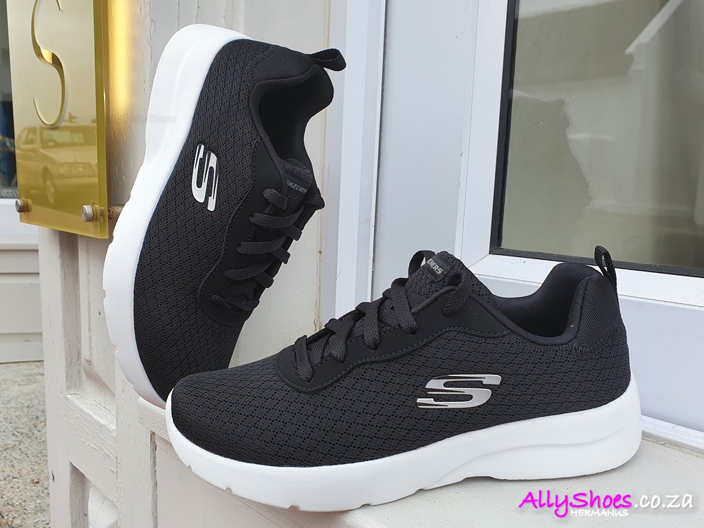 Skechers, Dynamight 2.0 - Eye To Eye, Black White