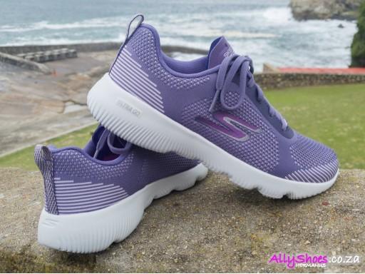 Skechers, Go Run Focus Unity, Purple