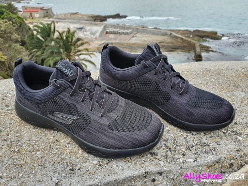 Skechers, Go Run 600 - Nimble, Black