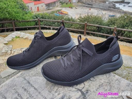 Skechers, Ultra Flex 2.0, Black