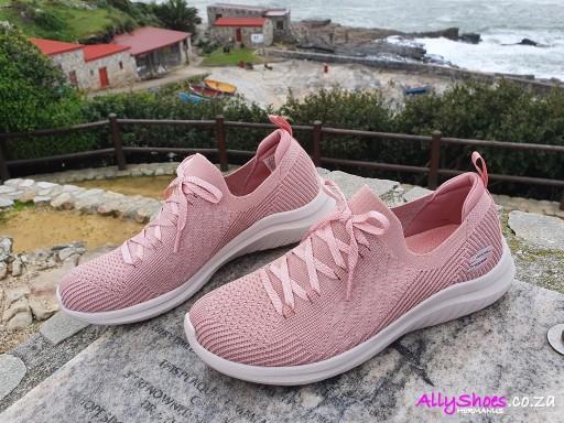 Skechers, Ultra Flex 2.0, Rose
