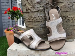 Step on Airs, Springfield 981, Pewter